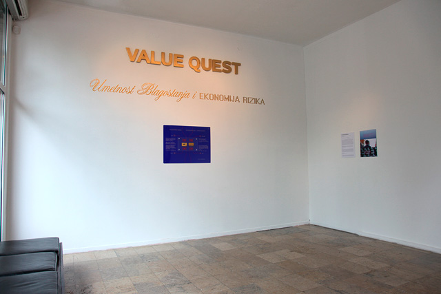 deposit of artistic value